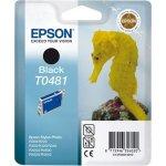 Epson nr.T048/C13T04814010 blækpatron, sort, 450s
