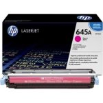 HP 645/C9733A lasertoner, rød, 12000s