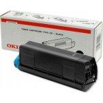 OKI 42804508 lasertoner, sort 3000s