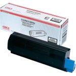 OKI 43034808 lasertoner, sort 1500s
