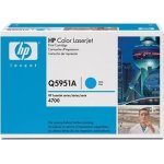 HP 643A/Q5951A lasertoner, blå, 10000s