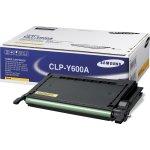 Samsung CLP-Y600A lasertoner, gul, 4000s