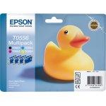 Epson nr.T0556/C13T05564010 blækpatron, sampak, 29