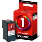 Lexmark 18CX781 blækpatron, 3 farvet
