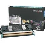 Lexmark 00C5240KH lasertoner, sort, 8000s