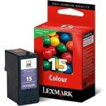 Lexmark nr.15/018C2110E blækpatron Farve