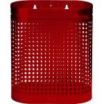 RMIG affaldsspand type 626U, rød