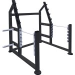 Titan Box Squat Rack Træningsstativ