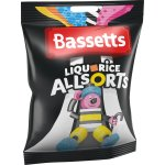 Bassett's Lakridskonfekt, 190 g