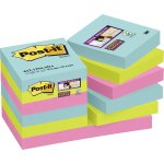Post-it Super Sticky Notes 47,6 x 47,6 mm, Miami