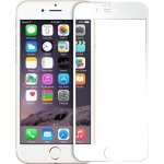 Coolreall 3D skærmbeskyttelse til iPhone 7, hvid