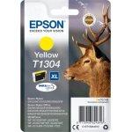 Epson nr.T1304/C13T13044012 blækpatron, gul, 750s