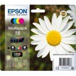 Epson T1806  Multipack 4 farver Blækpatroner