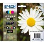 Epson 18XL blækpatron, multipak, 4 farver