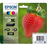 Epson Nr. 29XL blækpatron, multipak, 4 farver