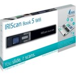 Canon IRISCan Book 5 Wifi