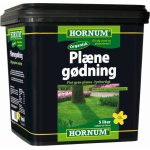 Hornum plænegødning 5 liter