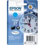 Epson 27/C13T27024012 blækpatron, blå, 300s