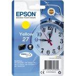 Epson 27/C13T27044012 blækpatron, gul, 300s