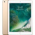 Apple iPad 128GB Wi-Fi+ 4G, guld