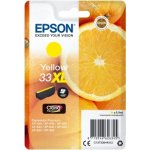 Epson nr. C13T33644022 gul blækpatron 33 XL