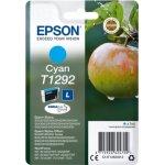 Epson nr.T1292/C13T12924022 blækpatron, blå, 474s