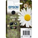 Epson nr.T1801/C13T18014022 blækpatron, sort, 175s