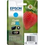 Epson C13T29924022 blækpatron, blå