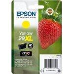 Epson 29XL/C13T29944022 gul XL blækpatron, alarm