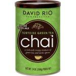 David Rio Tortoise Green Tea Chai te, 398g