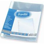 Bantex lomme A4, PP, 0.06mm, top, 100stk