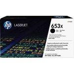HP 653X/CF320X lasertoner,sort, 21000s