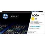 HP 656X/CF462X Lasertoner, gul, 22000s