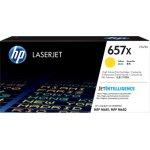 HP 657X/CF472X Lasertoner, gul, 23000s