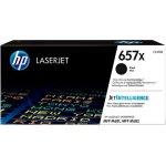 HP 657X/CF470X Lasertoner, sort, 28000s
