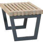 Plus Siesta Trallebord, Drivtømmer, L 80 cm