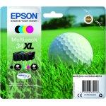 Epson 34XL blækpatron, multipak, 4 farver