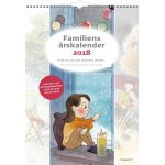 Mayland Familiens Årskalender, m.illu., 7 kolonner