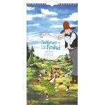 Mayland Fam.kalender, Peddersen & Findus, 5 kolon.