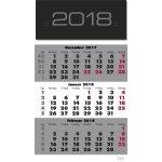 Mayland Vægkalender, Kvartalsoversigt, Triplanner