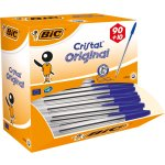 Bic Cristal kuglepen value pack, medium, blå