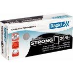 Rapid Super Strong 26/8 Hæfteklammer, 5000 stk.