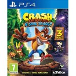 Crash Bandicoot: Remastered til PS4