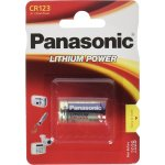 Panasonic CR123A Batteri