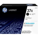 HP 37X (CF237X) lasertoner, sort, 25.000s