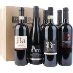BrAmBaRi - kasse med 6 fl. rødvin