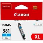 Canon CLI-581XL blækpatron Cyan, 519s