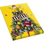 M&M's Julekalender 24 låger med Chokolade/slik
