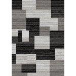 Fenja tæppe, 160x230 cm., grå