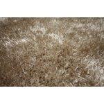 Cozy beige tæppe, Ø 120 cm.